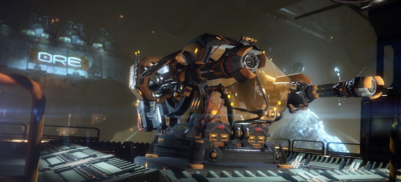 Gunjack (Arcade-Action) von CCP Games