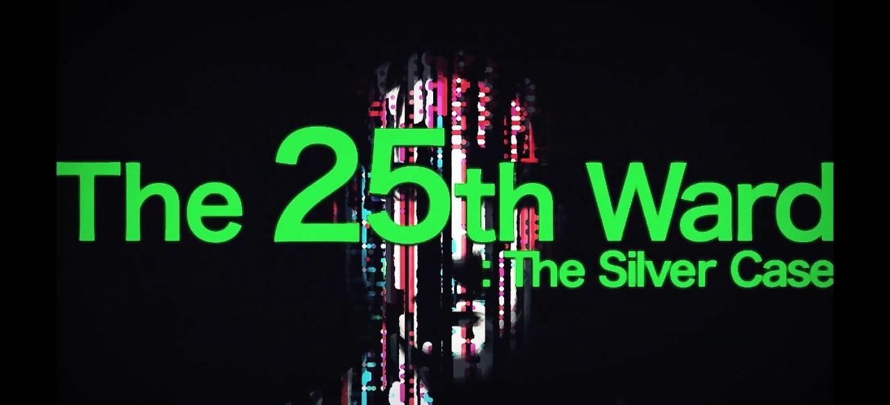 The 25th Ward: The Silver Case (Adventure) von NIS America