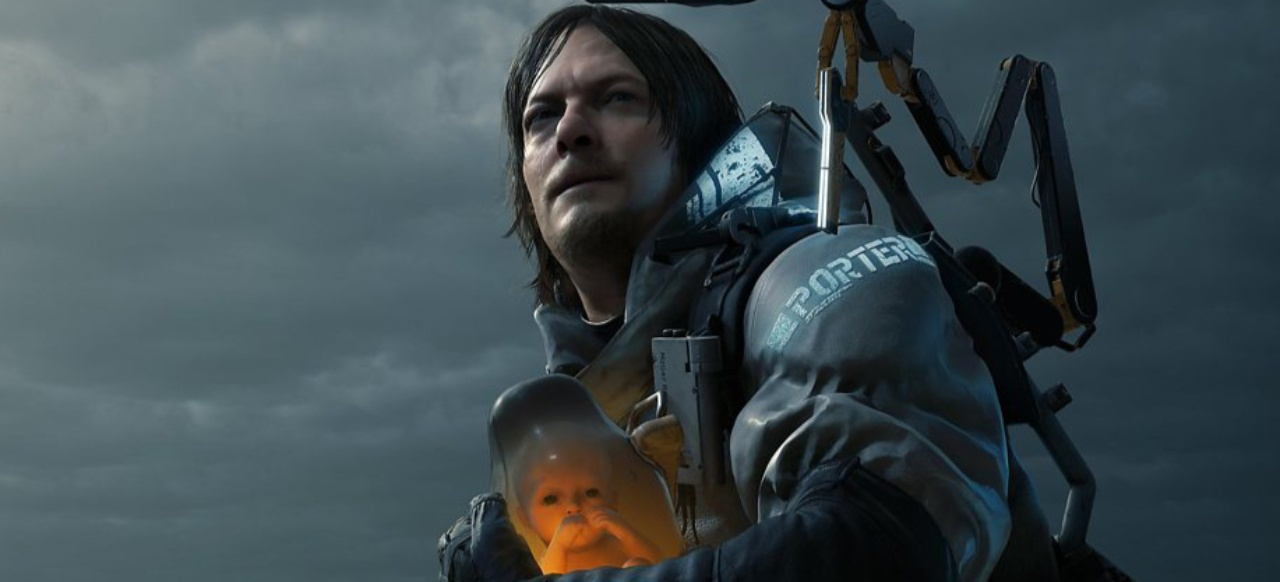 Death Stranding (Action-Adventure) von Sony (PS4), 505 Games (PC)