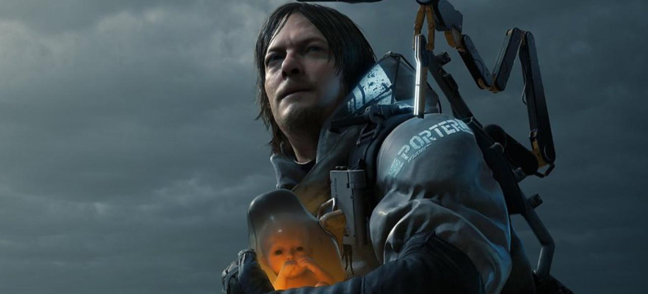 Death Stranding: Kojima reagiert auf Vorwürfe, das Spiel sei nur ein Walking Simulator