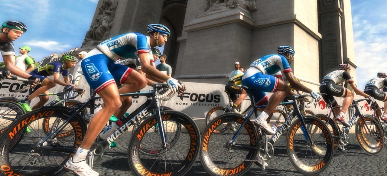 Tour de France 2017 () von Focus Home / Koch Media