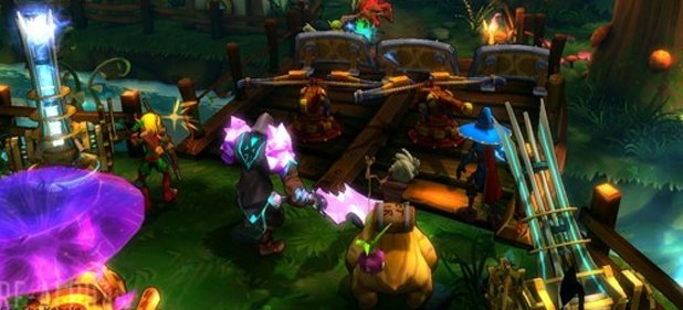 Dungeon Defenders 2 (Taktik & Strategie) von