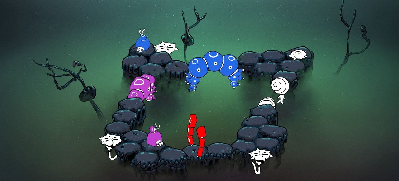She Remembered Caterpillars (Logik & Kreativität) von Ysbryd Games