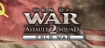 """Men of War: Assault Squad 2 - Cold War: Eigenständige Erweiterung mit """"dynamischer Kampagnengenerierung"""""""