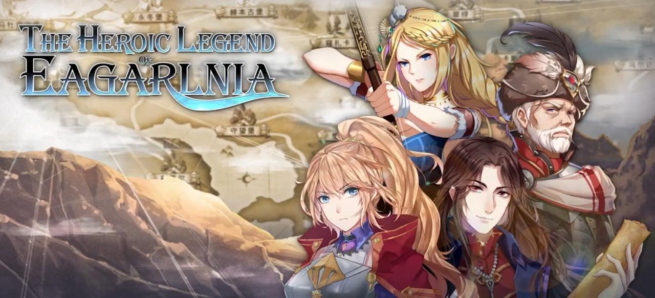 The Heroic Legend of Eagarlnia (Taktik & Strategie) von Pixmain