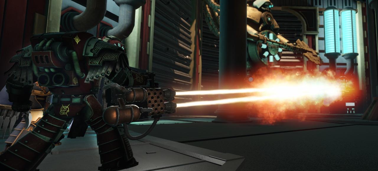 The Horus Heresy: Betrayal at Calth (Taktik & Strategie) von Steel Wool Studios