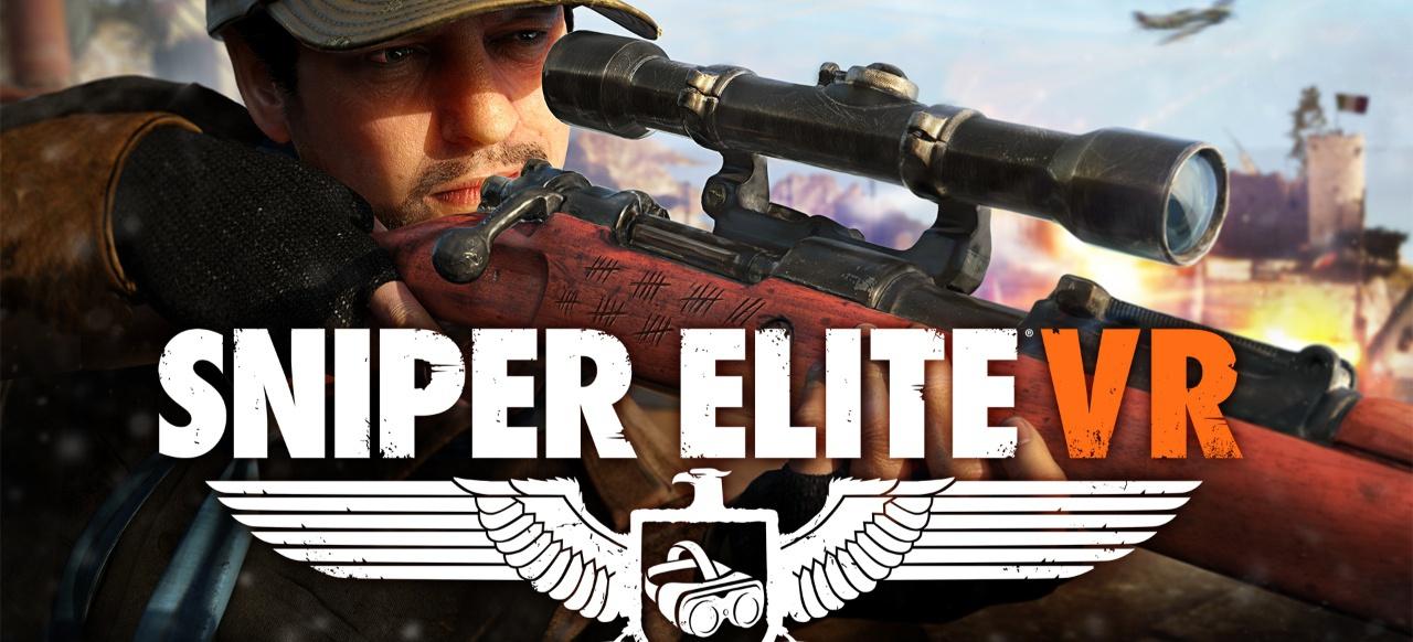 Sniper Elite Vr Scharfschützen Action Für Psvr Rift Vive Und