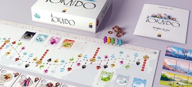 Tokaido (Brettspiel) von Funforge