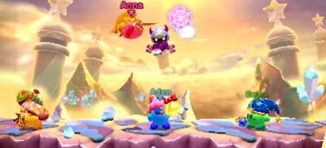 Team Kirby Clash Deluxe (Action) von Nintendo