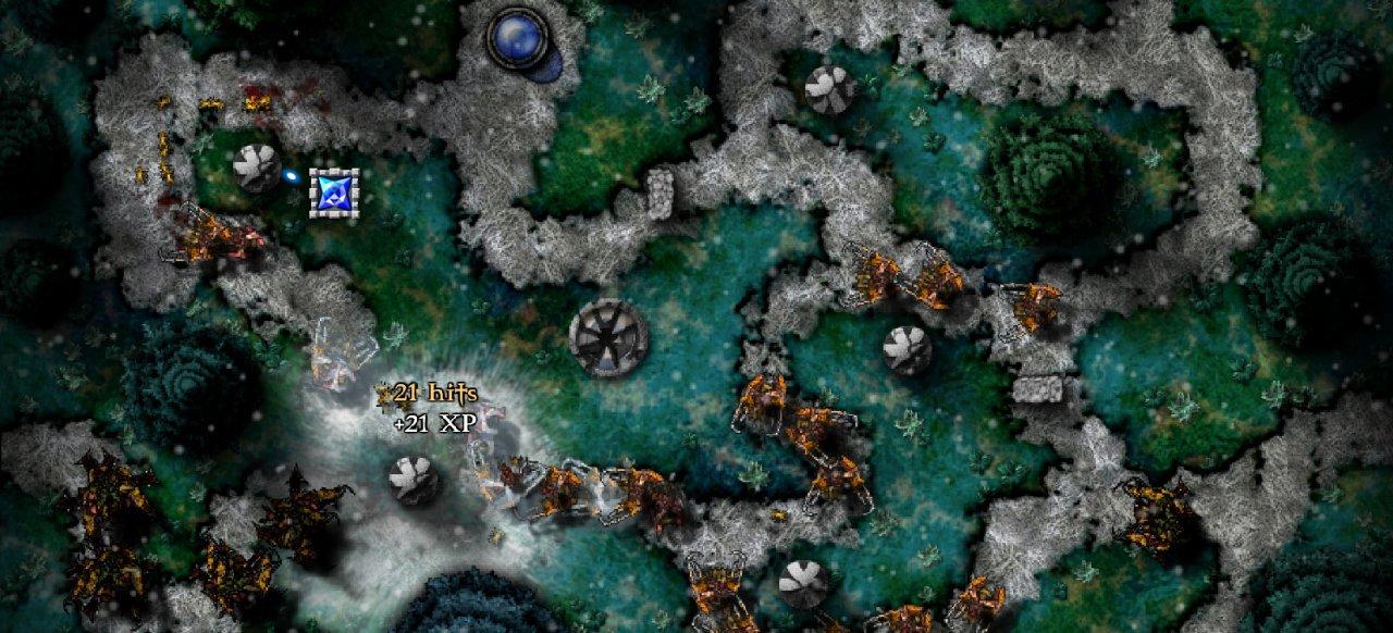GemCraft - Chasing Shadows (Strategie) von Armor Games