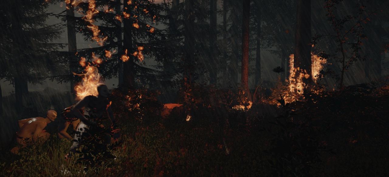 The Forest Der Uberlebenskampf Beginnt Im November Auch Auf PS4