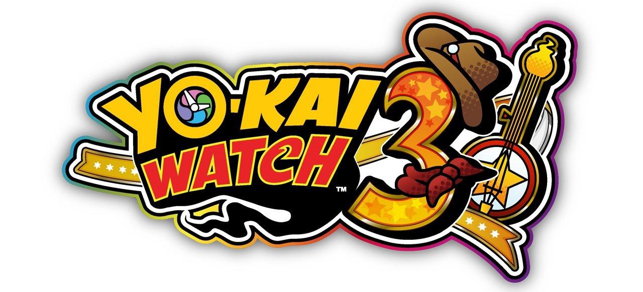 Yo-Kai Watch 3 (Rollenspiel) von Level-5