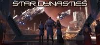 Star Dynasties: Sci-Fi-Strategie mit Imperium-Management und feudaler Politik