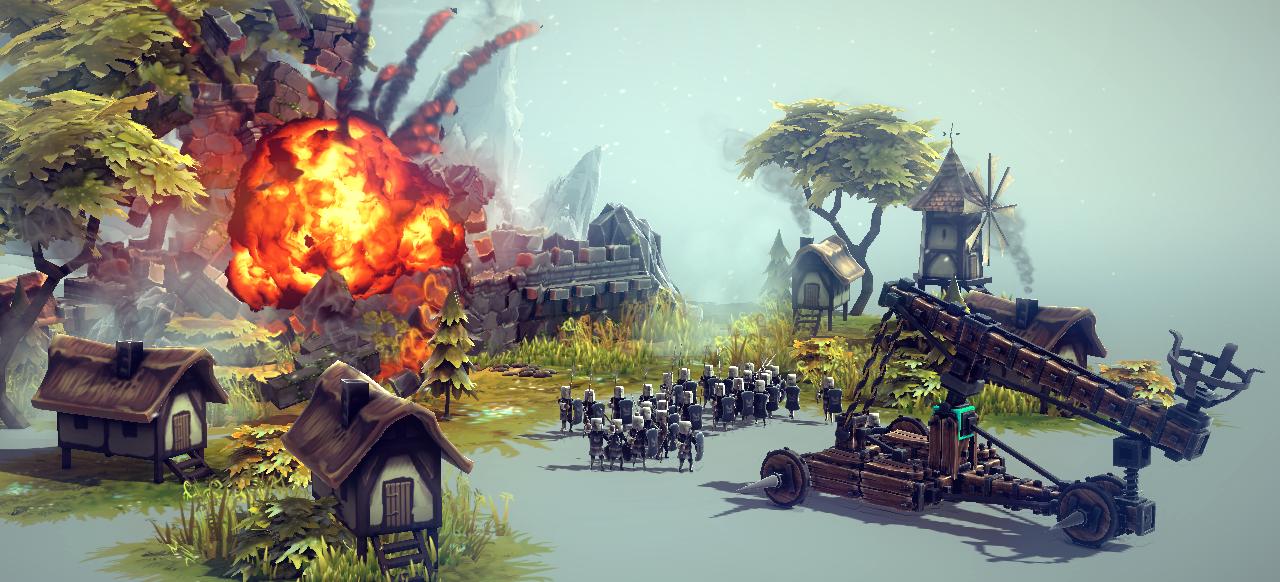 Besiege (Simulation) von Spiderling Studios