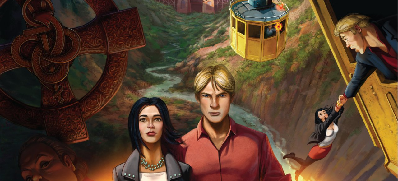 Baphomets Fluch 5: Der Sündenfall - Episode 2 (Adventure) von Revolution Software