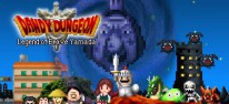 Dandy Dungeon - Legend of Brave Yamada: Skurriles 2D-Rollenspiel für Switch erschienen