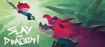 Slay the Dragon!: Studenten veröffentlichen kostenloses Hack'n'Slash-Abenteuer