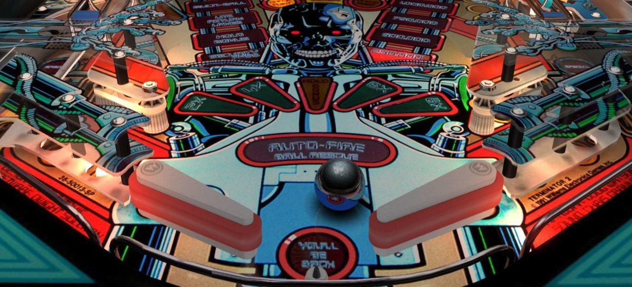The Pinball Arcade (Musik & Party) von System 3 / Koch Media