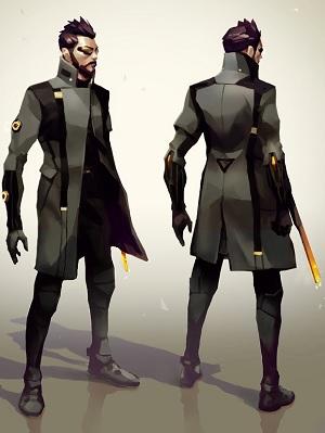 Alle Infos zu Deus Ex Go (Android,iPad,iPhone)