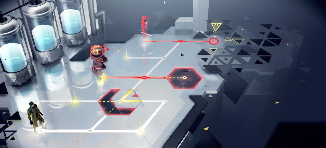Deus Ex Go (Taktik & Strategie) von Square Enix