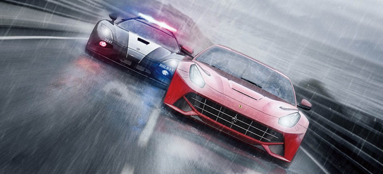 Need for Speed Rivals (Rennspiel) von Electronic Arts