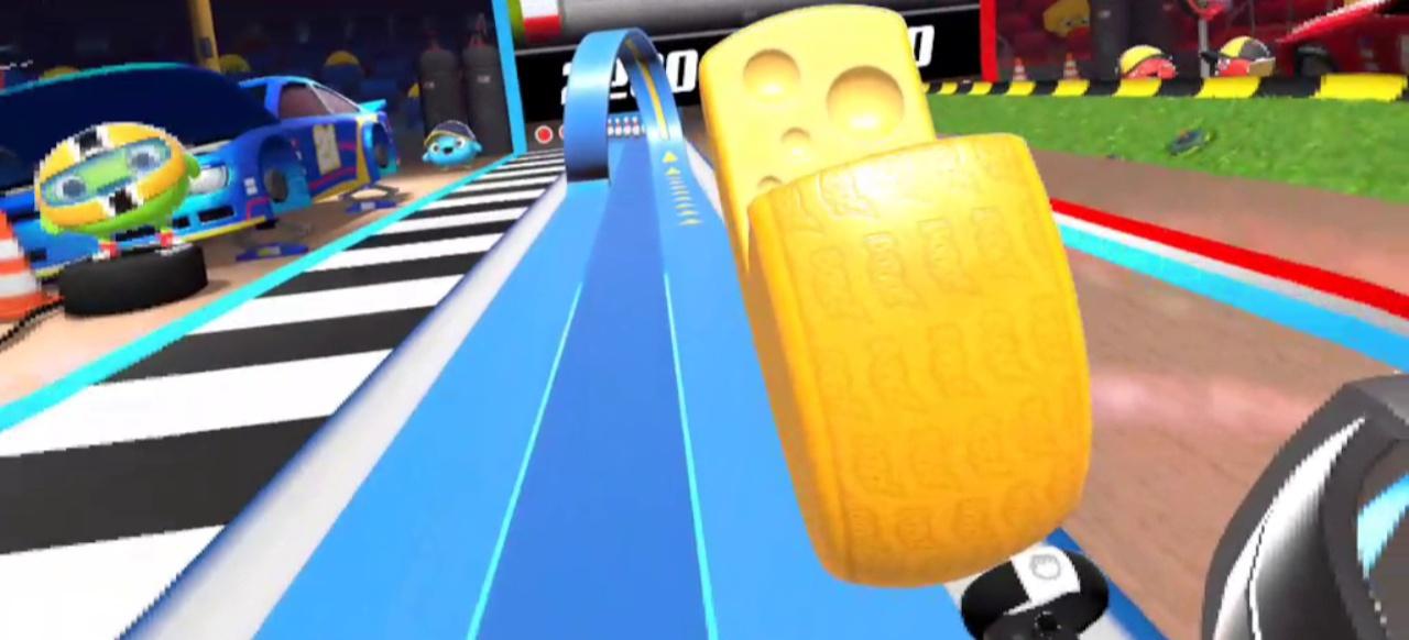 Sports Scramble () von Oculus Studios