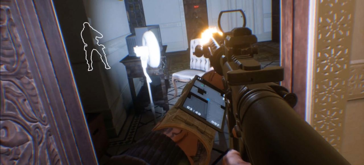 Firewall Zero Hour (Shooter) von First Contact Entertainment