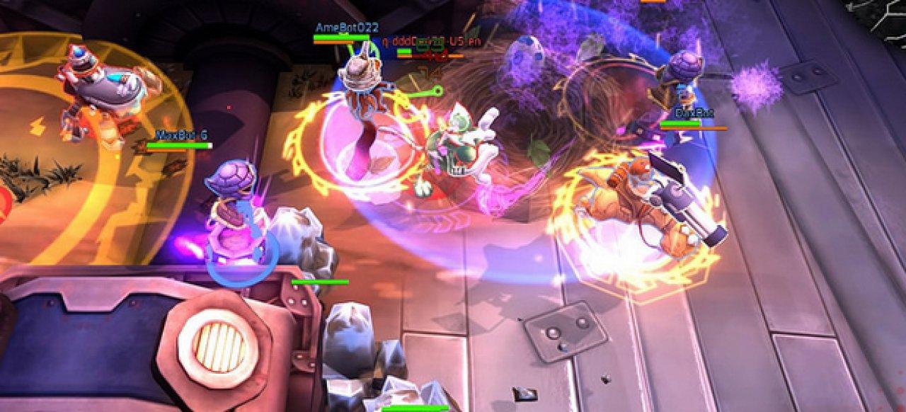 Trans-Galactic Tournament (Taktik & Strategie) von Sony