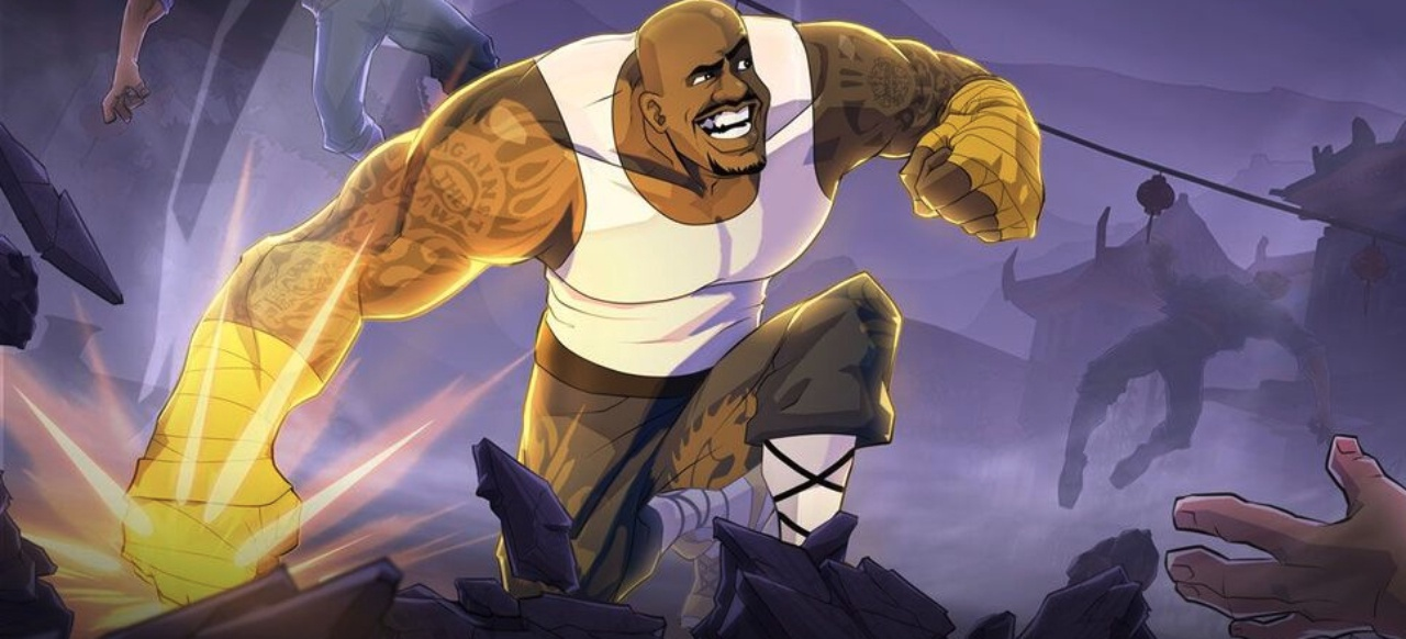 Shaq Fu: A Legend Reborn (Prügeln & Kämpfen) von Wired Productions / Mad Dog Games / EuroVideo