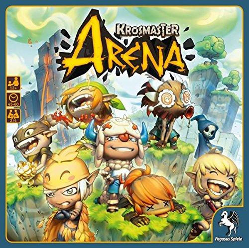 Alle Infos zu Krosmaster Arena (Spielkultur)