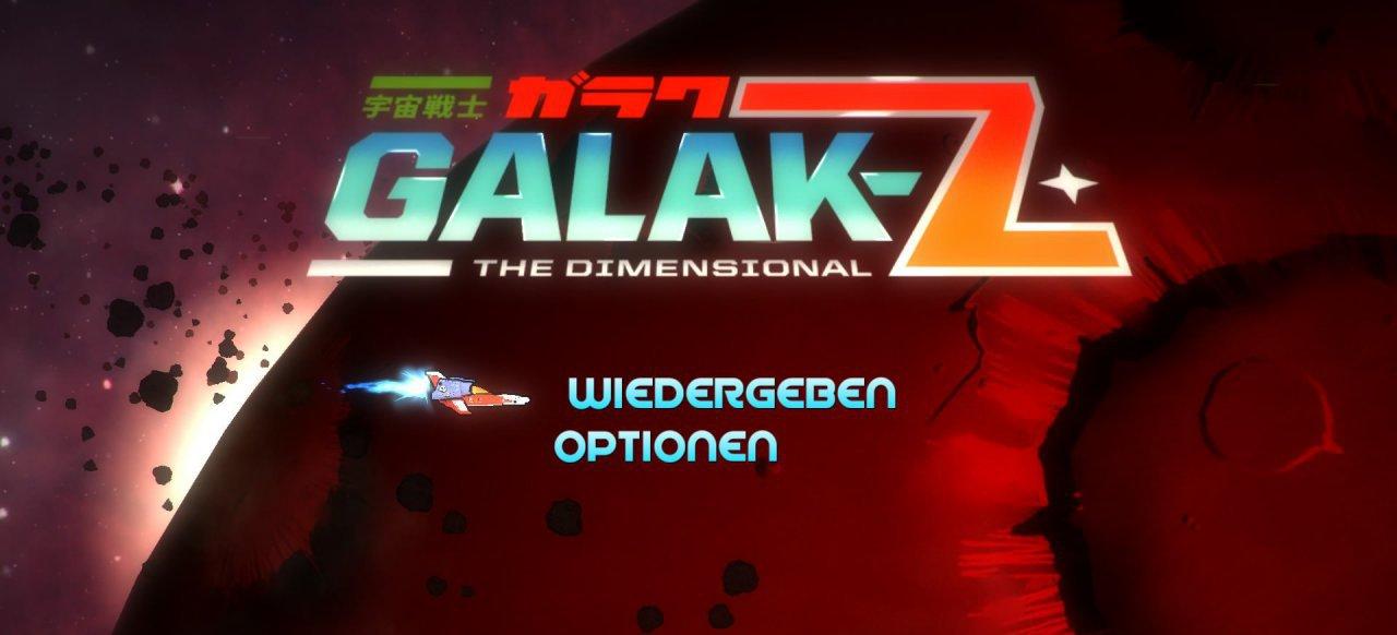 Galak-Z: The Dimensional (Action) von 17-BIT / 612 Games / Golem Entertainment