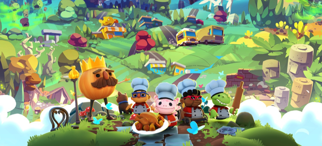 Overcooked! All You Can Eat (Arcade-Action) von Team17