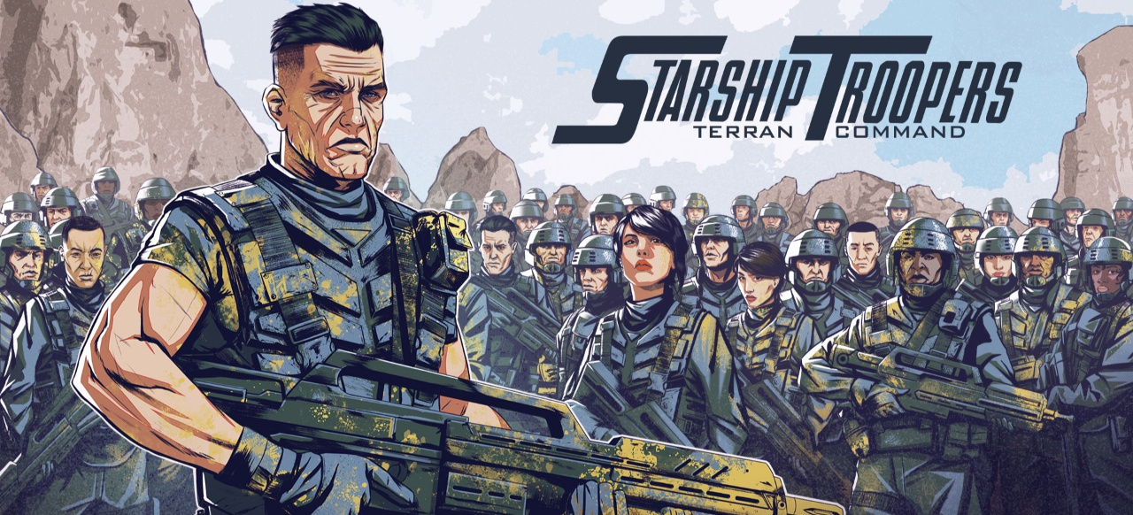 Starship Troopers - Terran Command (Strategie) von Slitherine Ltd.