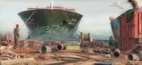Ship Graveyard Simulator: Prologue - Kostenloser Vorgeschmack auf den virtuellen Schiffsfriedhof