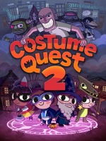 Alle Infos zu Costume Quest 2 (360,PC,PlayStation3,PlayStation4,Wii_U,XboxOne)