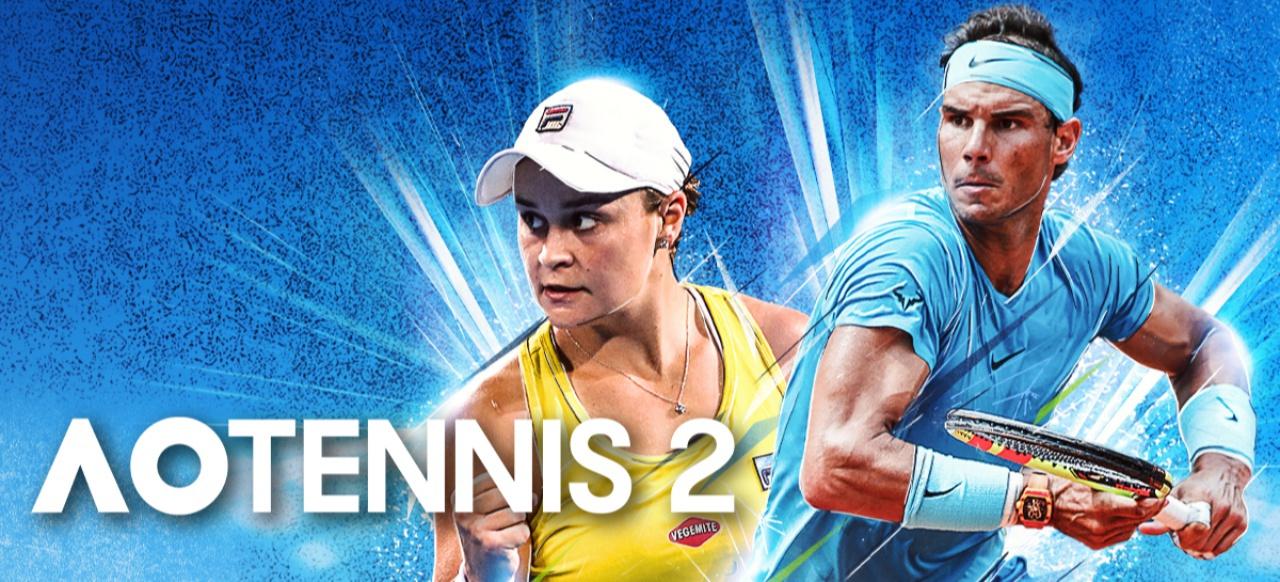 AO Tennis 2 (Sport) von Bigben Games