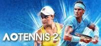 AO Tennis 2: Hinter den Kulissen der Tennis-Simulation