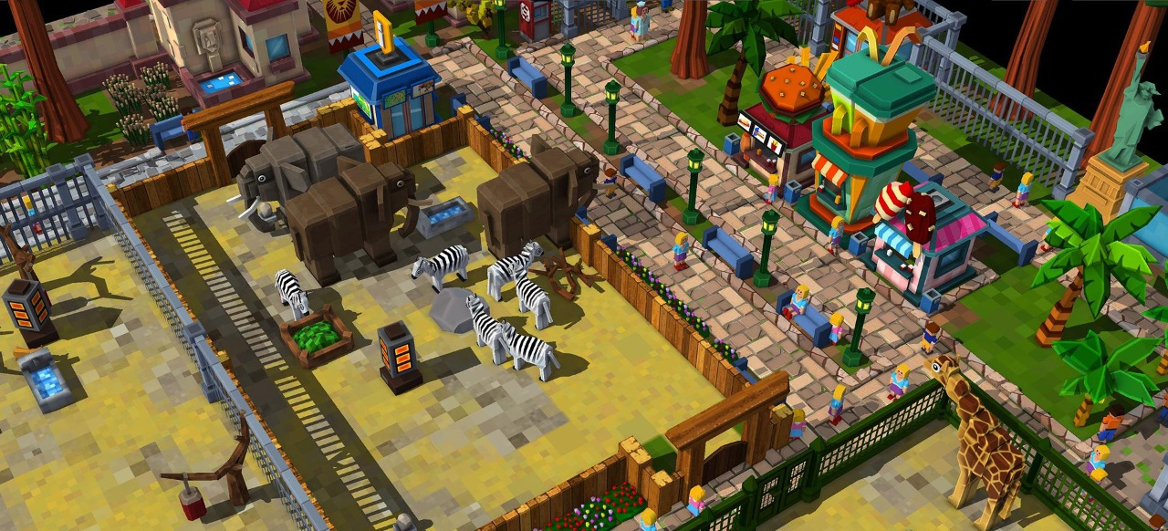 Zoo Constructor (Taktik & Strategie) von b-alive gmbh