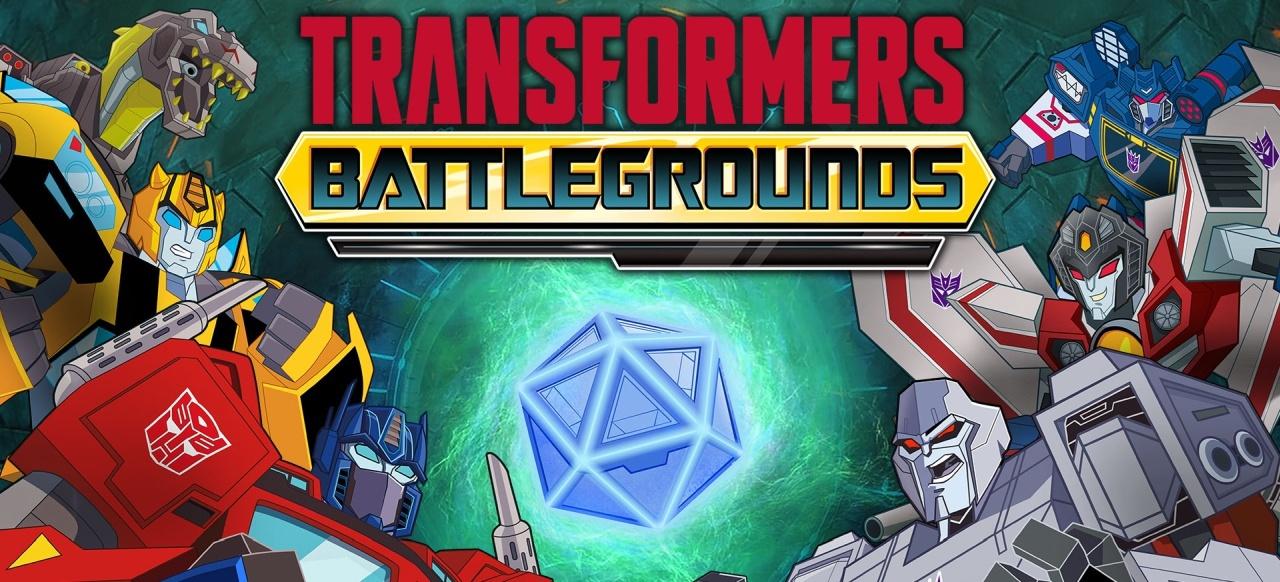 Transformers: Battlegrounds (Taktik & Strategie) von Outright Games