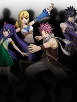 Alle Infos zu Fairy Tail (PC,PlayStation4,Switch)