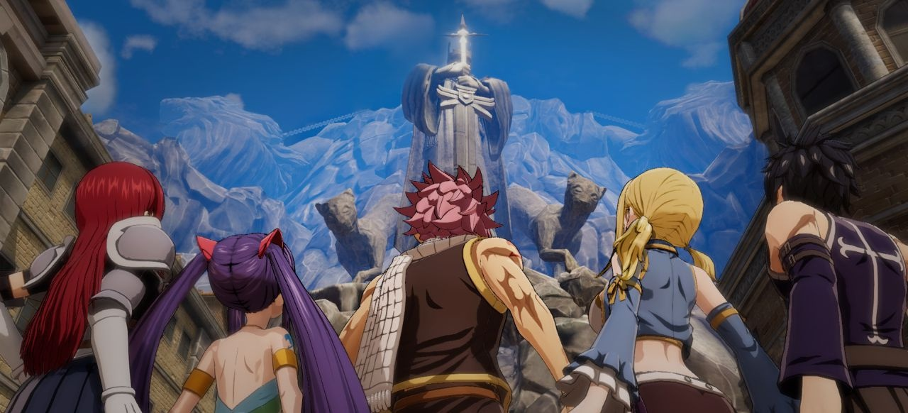 Fairy Tail (Rollenspiel) von Koei Tecmo / Koch Media