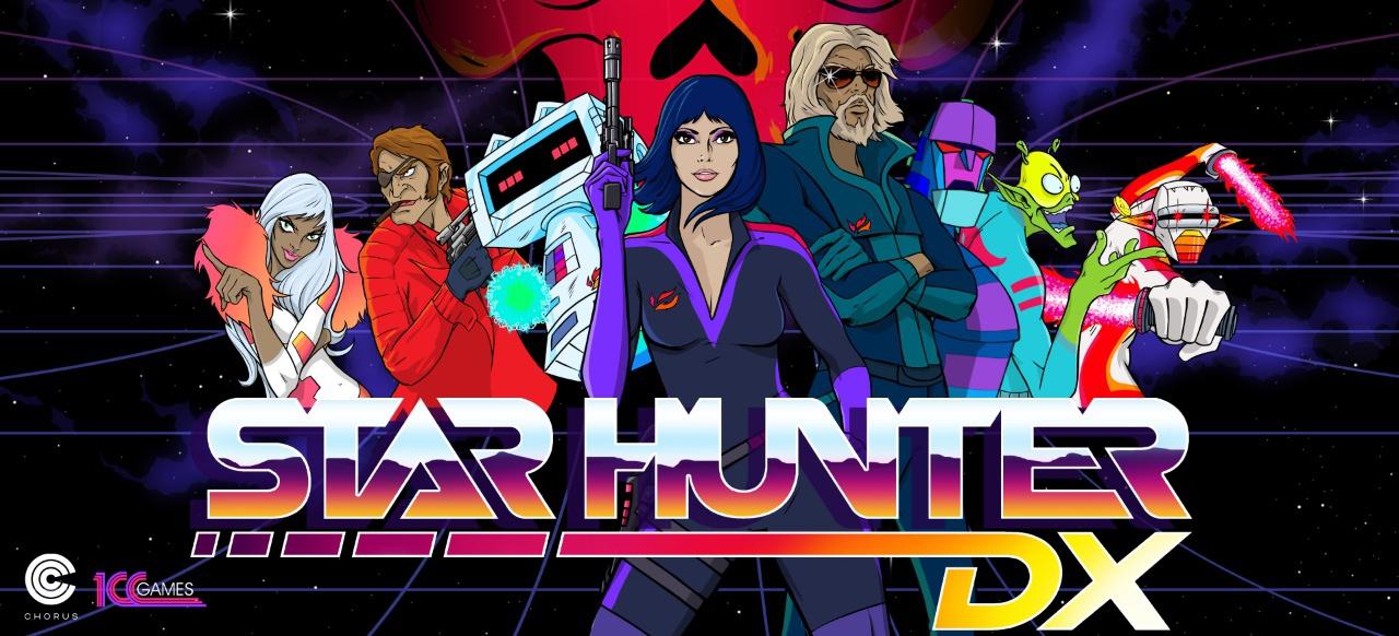 Star Hunter DX (Arcade-Action) von Chorus Worldwide