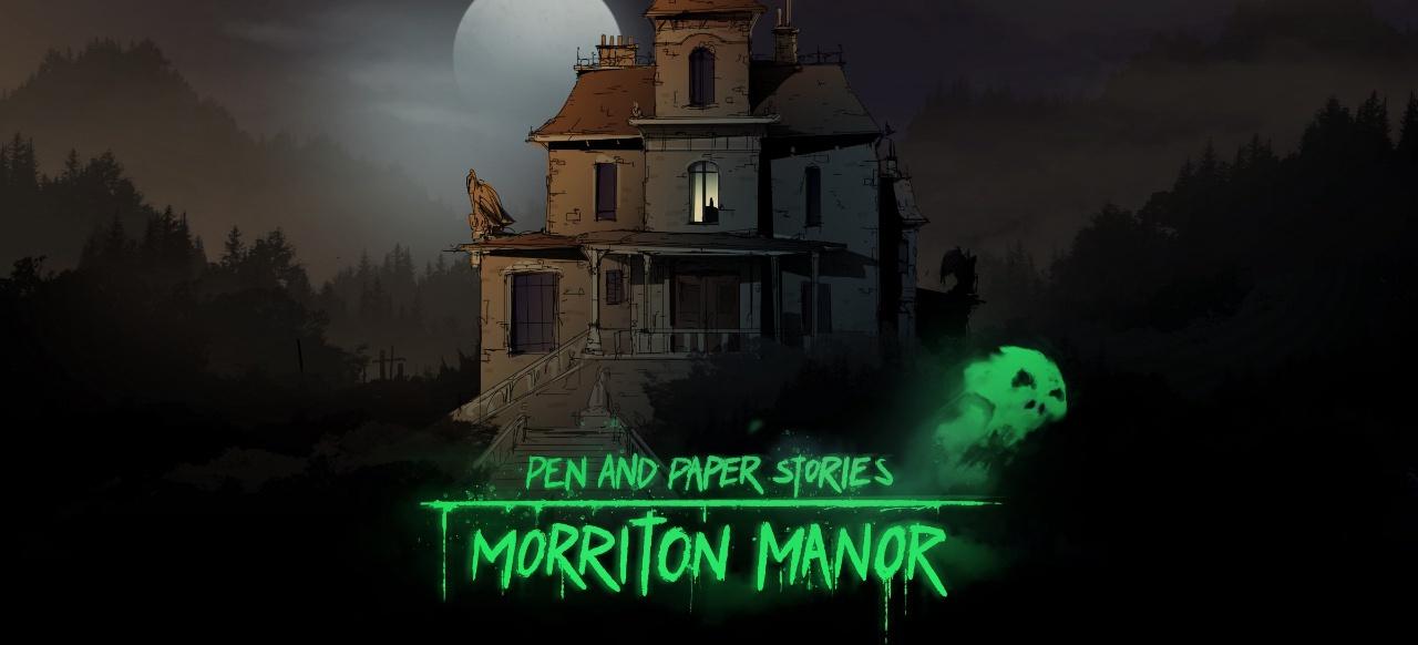 Pen & Paper Stories: Morriton Manor (Adventure) von