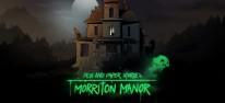 Pen & Paper Stories: Morriton Manor: Spiele-Umsetzung eines RocketBeans-TV-Formats in Planung