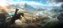 Dynasty Warriors 9: Startschuss für die fernöstlichen Open-World-Schlachten