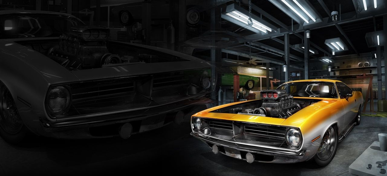 Car Mechanic Simulator (Simulation) von PlayWay / ECC Games / Ravenscourt