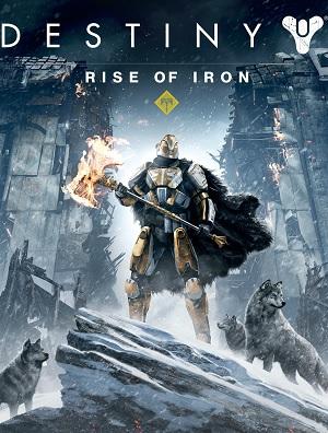 Alle Infos zu Destiny: Das Erwachen der Eisernen Lords (PlayStation4,XboxOne)