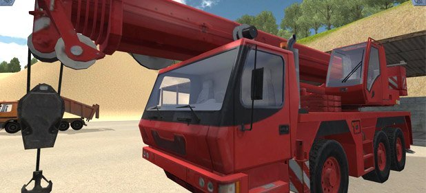 Bau-Simulator 2012 (Simulation) von astragon
