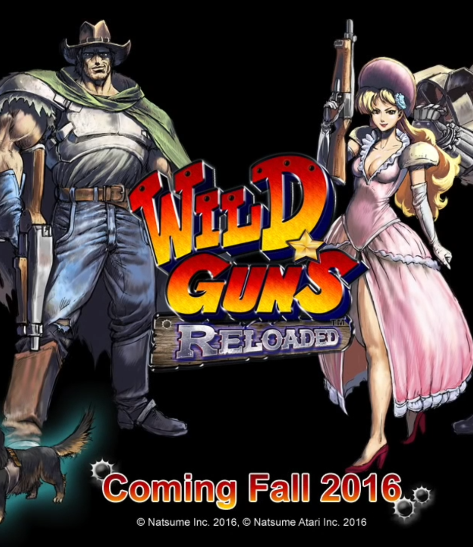 Alle Infos zu Wild Guns Reloaded (PC,PlayStation4)