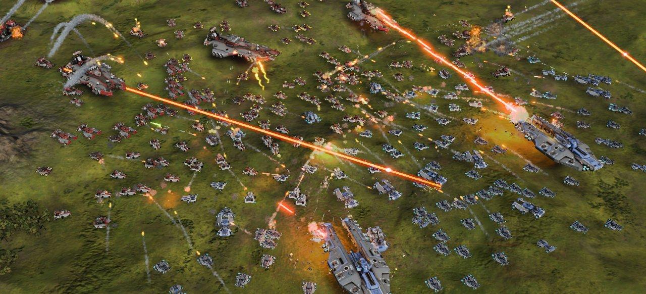 Ashes of the Singularity (Taktik & Strategie) von Stardock